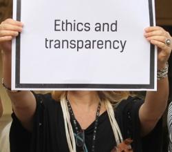 Pasarela FR 24-04-2014 Barcelona - ética e transparência